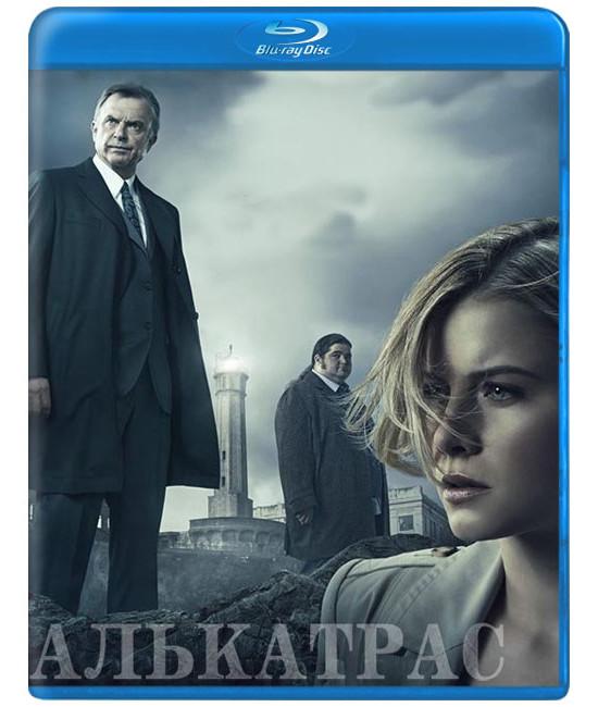 Алькатрас (1 сезон) [Blu-ray]