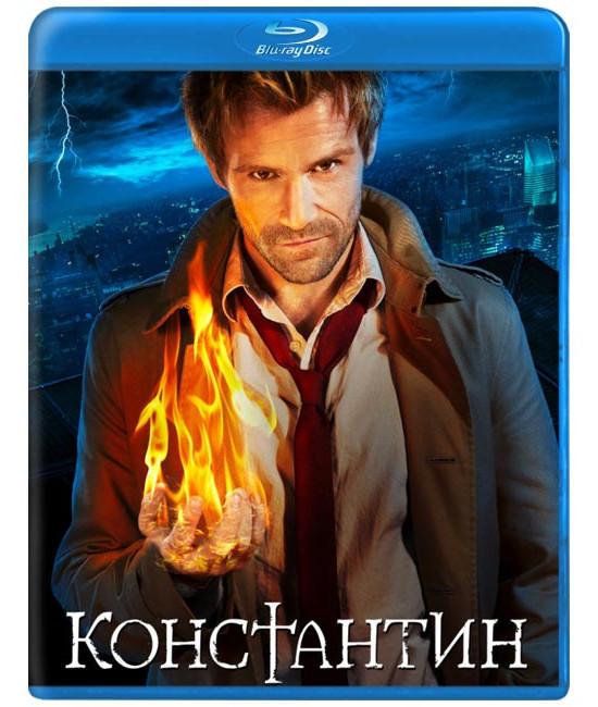 Константин (1 сезон) {Blu-ray}
