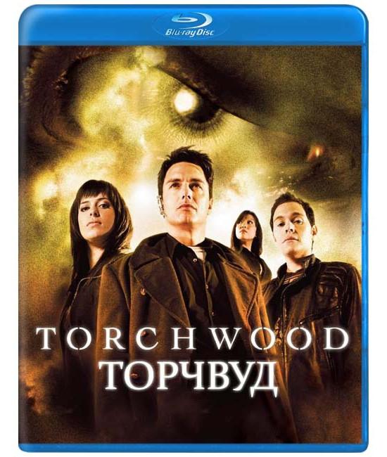 Торчвуд (Охотники за чужими) (1-4 сезон) [4 Blu-ray]