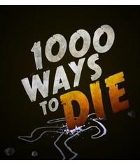 1000 самых глупых и нелепых смертей [2 DVD]