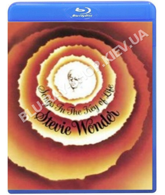 Stevie Wonder - Songs In The Key Of Life (1976) [Blu-Ray]