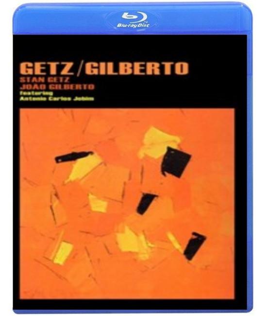 Stan Getz & João Gilberto featuring Antonio Carlos Jobim [Blu-Ra