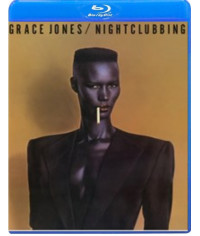 Grace Jones - Nightclubbing (1981) [Blu-Ray]