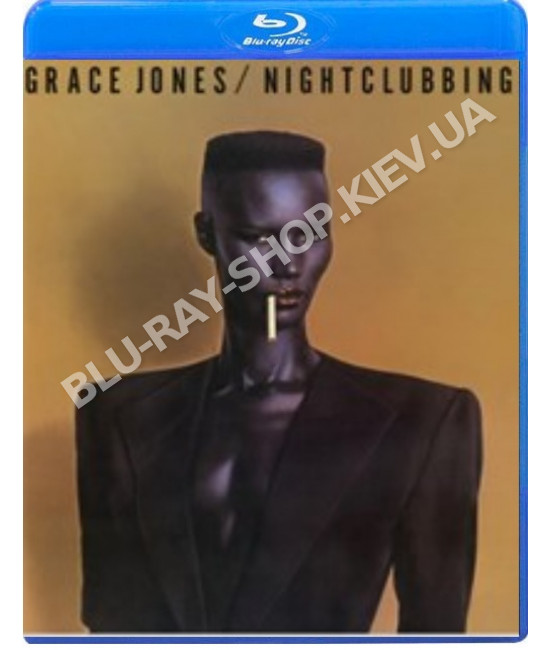 Grace Jones - Nightclubbing (1981) [Blu-Ray]
