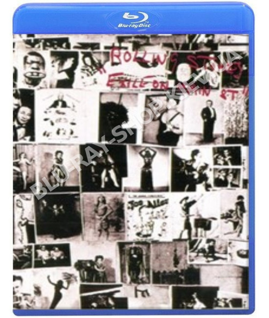 The Rolling Stones - Exile On Main Street [Blu-Ray]