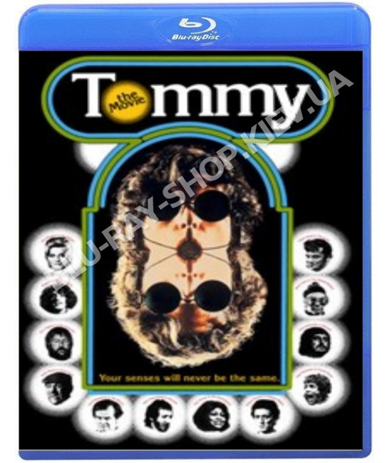 The Who - Tommy (Super Deluxe Box Set) [Blu-Ray]