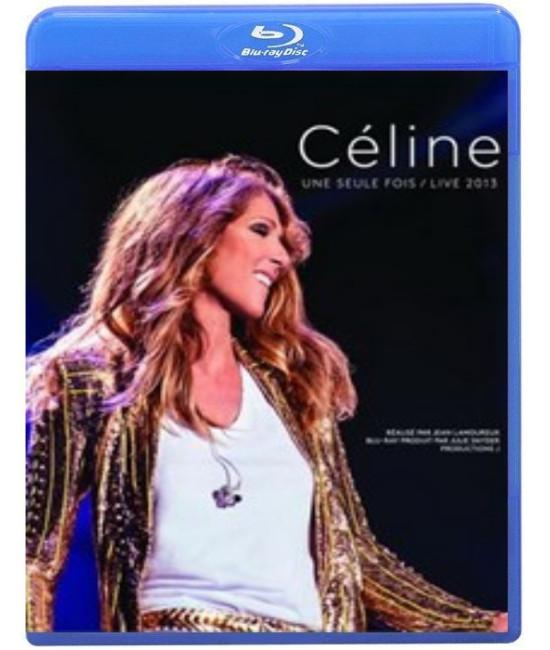 Celine Dion - Une Seule Fois Live 2013  [Blu-Ray]