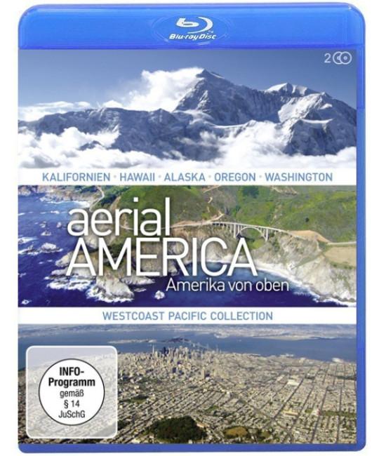 Америка с высоты [2 Blu-ray]