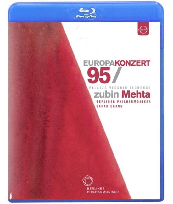 Europakonzert from Florence [Blu-ray]