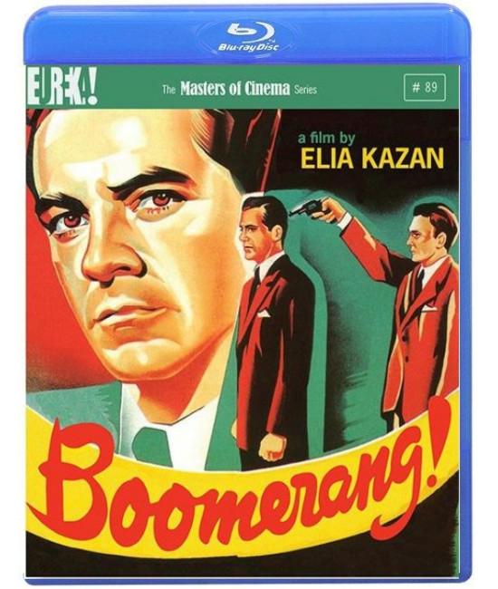 Бумеранг! [Blu-ray]