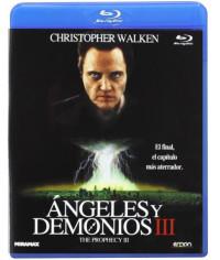Пророчество 3: Вознесение [Blu-ray]