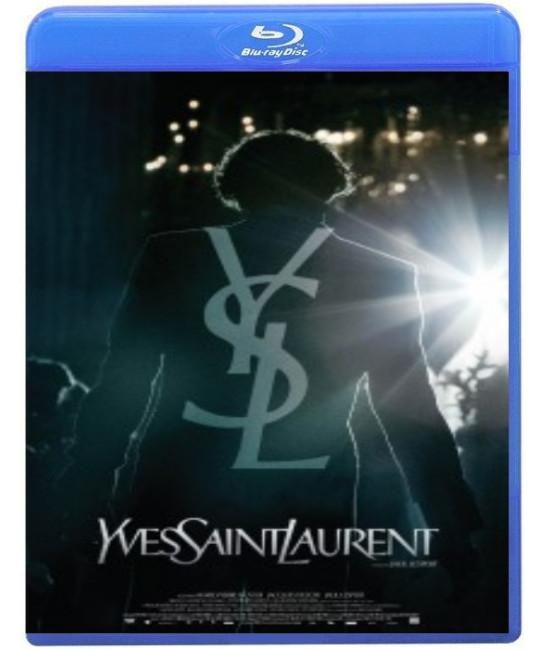 Ив Сен-Лоран [Blu-Ray]