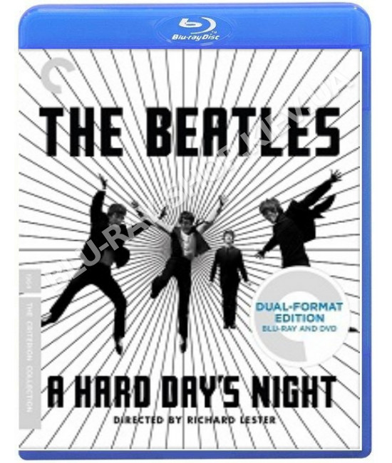 A Hard Day s Night (The Criterion Collection) [Blu-ray]