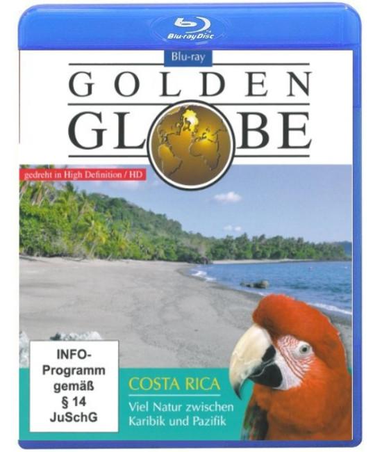 Золотой Глобус (Коста-Рика) [Blu-Ray]