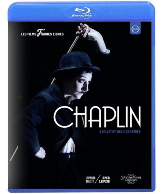 Чаплин: балет Марио Шредера [Blu-ray]