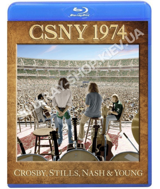 Crosby, Stills, Nash & Young: CSNY [Blu-ray]