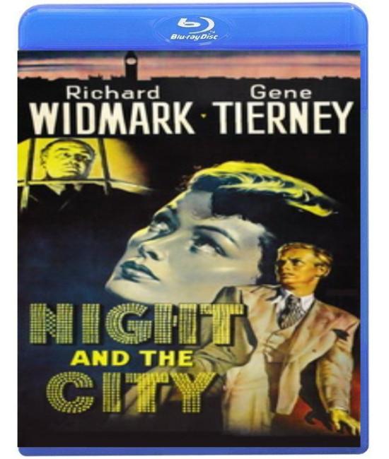 Ночь и город [Blu-Ray]