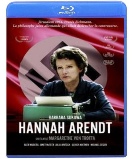 Ханна Арендт [Blu-ray]