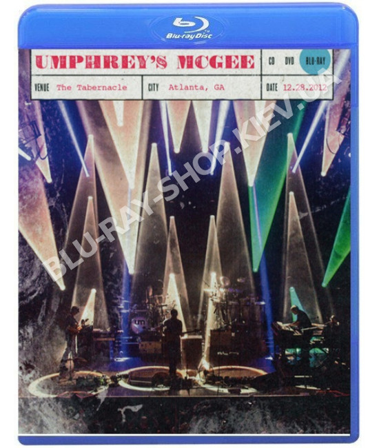 Umphrey s McGee: Live from the Tabernacle, Atlanta, GA 12/28/12