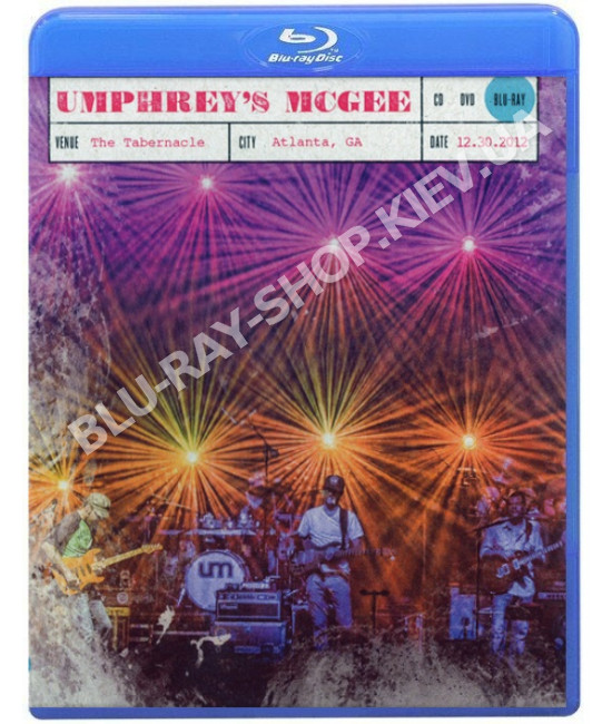 Umphrey s McGee: Live from the Tabernacle, Atlanta, GA 12/30/12