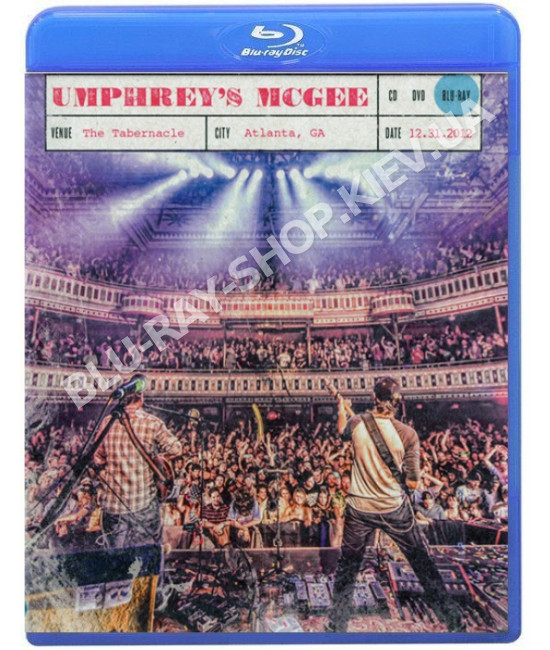 Umphrey s McGee: Live from the Tabernacle, Atlanta, GA 12/31/12