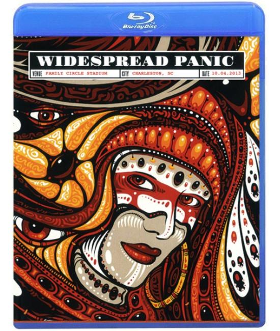 Widespread Panic - 2013.10.04 - Family Circle Stadium, Charlesto