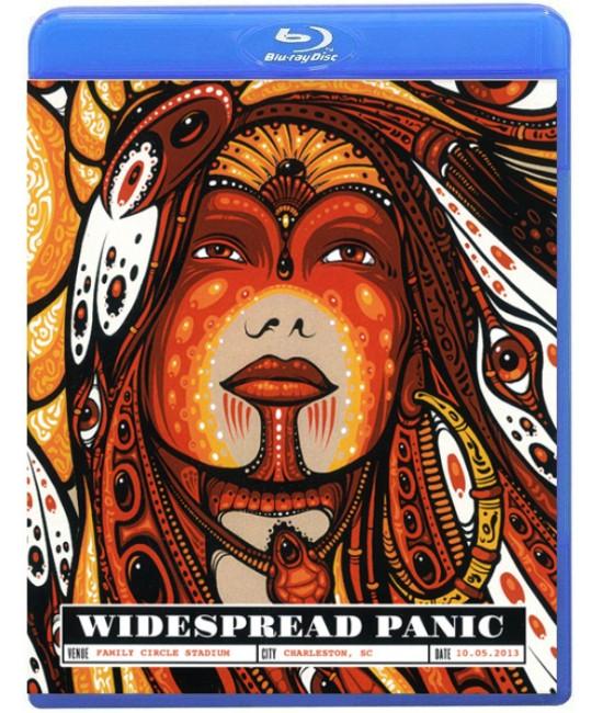Widespread Panic - 2013.10.05 - Family Circle Stadium, Charlesto