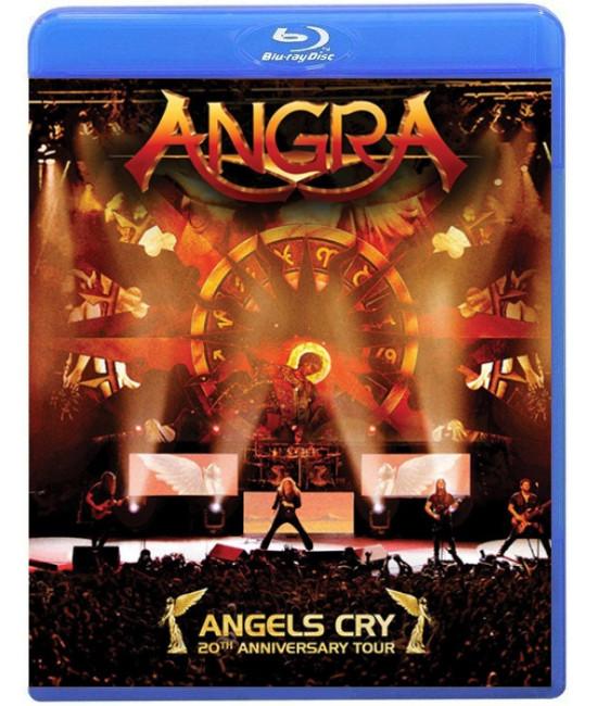 Angra: Angels Cry – 20th Anniversary Tour [Blu-Ray]