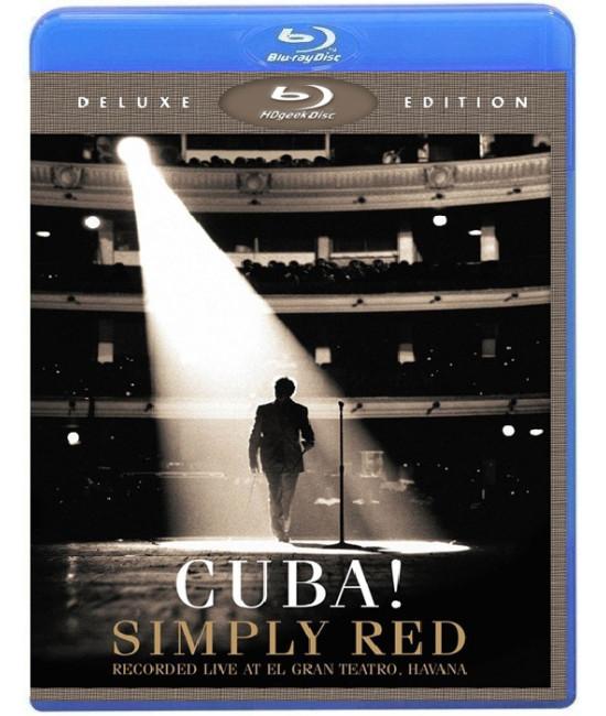 Simply Red: Cuba! [Blu-ray]