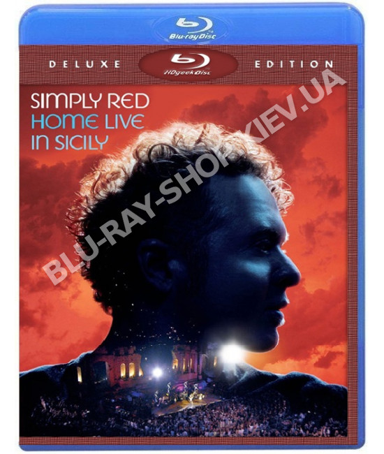 Simply Red: Home – Live In Sicily [Blu-ray]