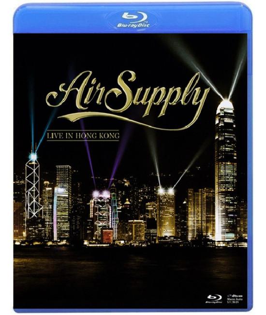 Air Supply: Live In Hong Kong [Blu-ray]