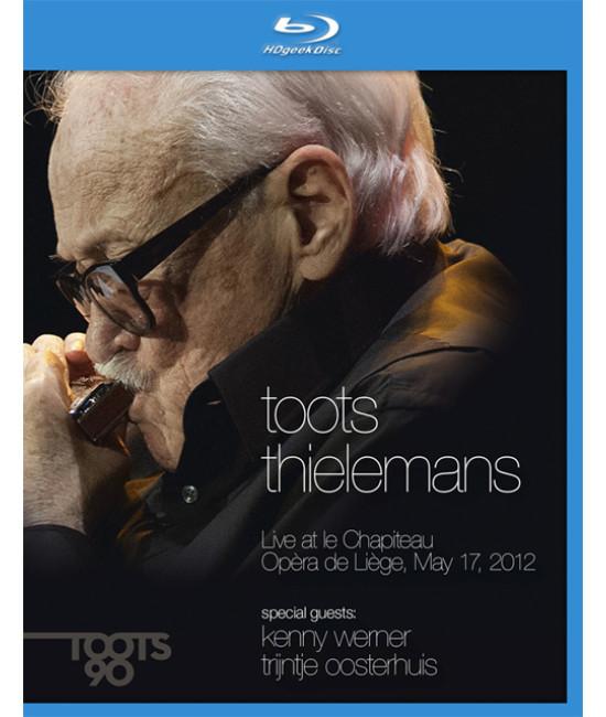 Toots Thielemans: Live at le Chapiteau [Blu-ray]