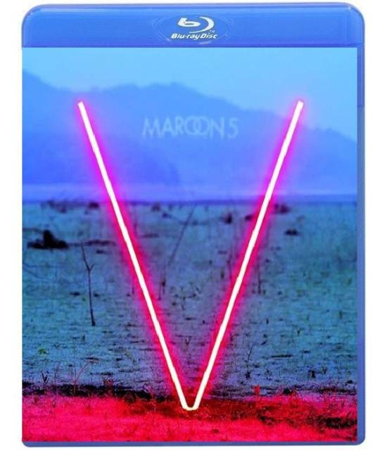 Maroon 5: V [Blu-ray]
