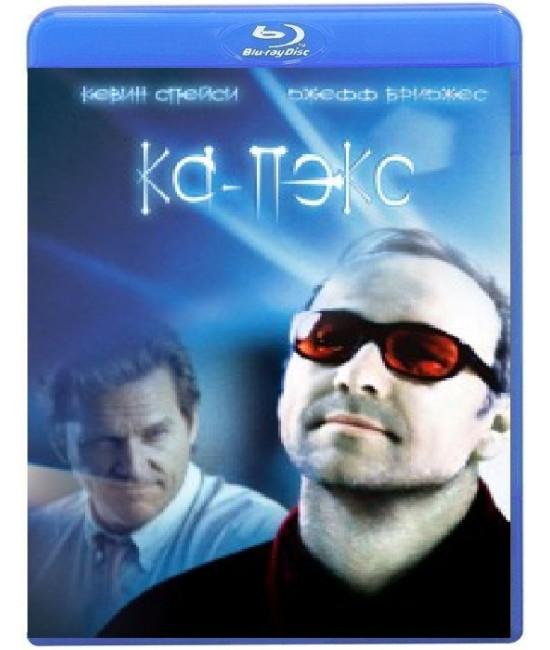 Планета Ка-Пэкс [Blu-ray]
