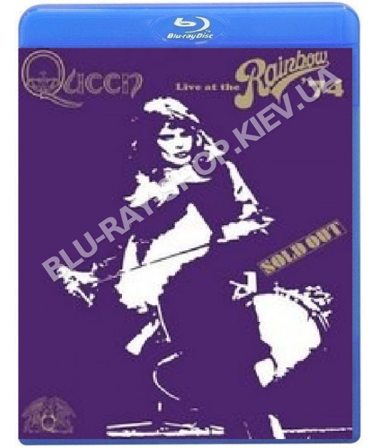 Queen - Live At The Rainbow  74 [Blu-ray]