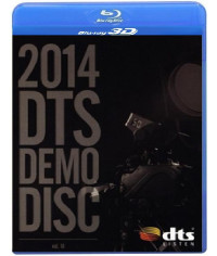 DTS Demonstration Disc 18 [3D/2D Blu-ray]