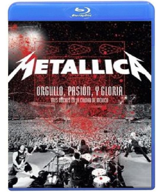 Metallica - Orgullo, Pasion Y Gloria - Tres Noches En La Ciudad