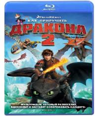 Как приручить дракона 2 [Blu-ray]