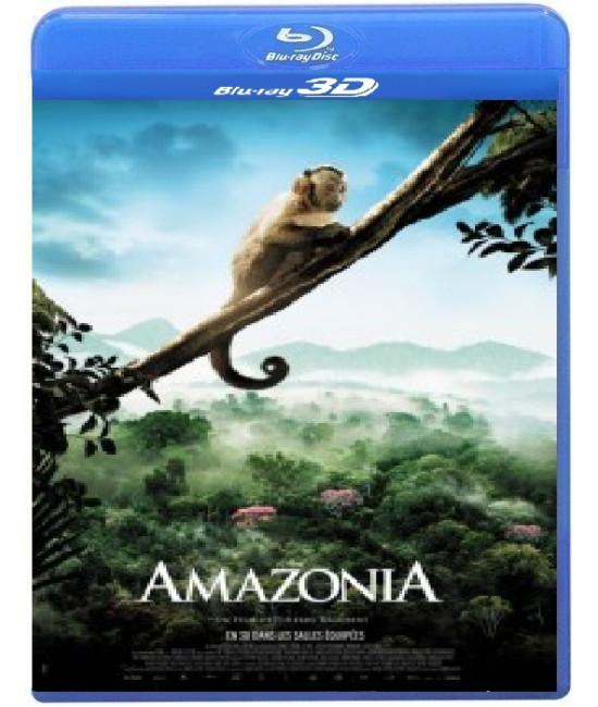 Амазония [3D/2D Blu-Ray]