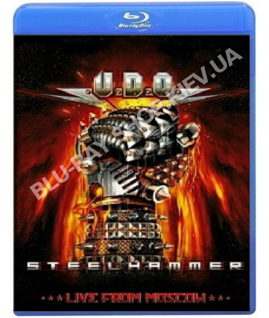 U.D.O. - Steelhammer: Live From Moscow [Blu-ray]