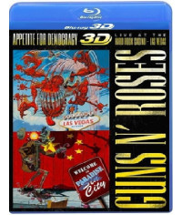 Guns N`Roses: Appetite for Democracy [3D/2D Blu-ray]