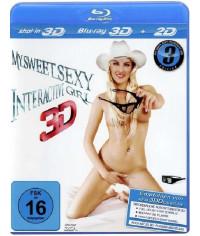 Моя Сладкая Секси Интерактивная Девочка Часть 3 [3D+2D Blu-Ray]