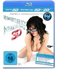 Моя Сладкая Секси Интерактивная Девочка Часть 2 [3D+2D Blu-Ray]
