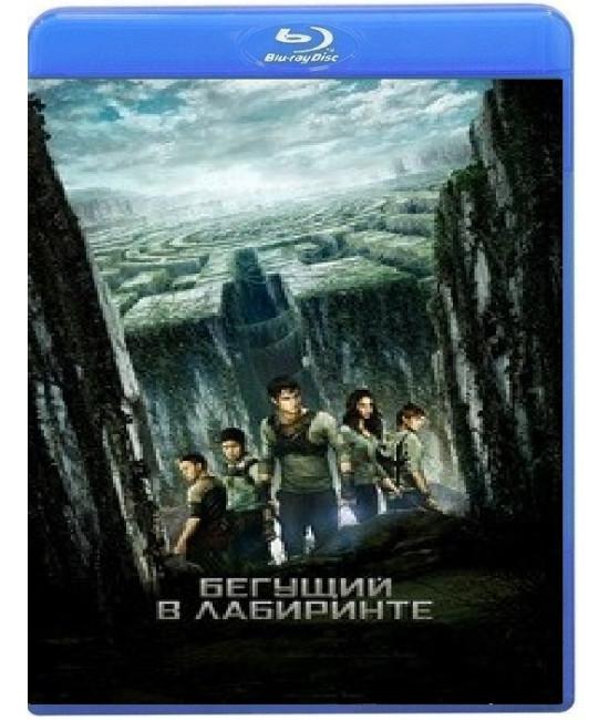 Бегущий в лабиринте [Blu-ray]