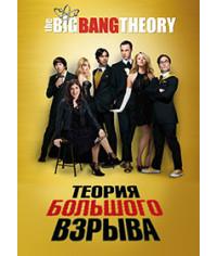 Теория Большого Взрыва (1-11 сезоны) [11 DVD]