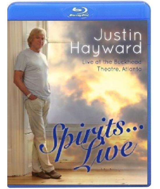 Justin Hayward - Spirits... Live [Blu-ray]