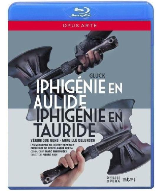Кристоф Виллибальд Глюк Ифигения в Авлиде [Blu-ray]