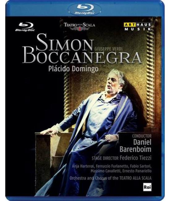 Джузеппе Верди - Симон Бокканегра [Blu-ray]