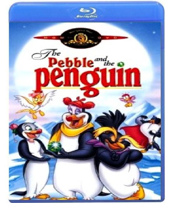 Хрусталик и пингвин [Blu-ray]