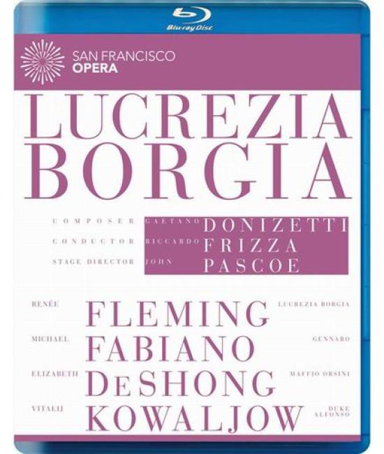Гаэтано Доницетти - Лукреция Борджиа [Blu-ray]